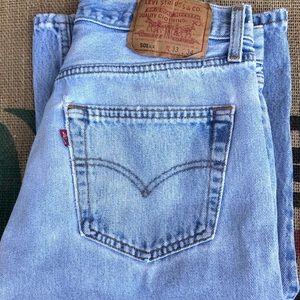 Vintage Levi's 501 jeans - 33x34